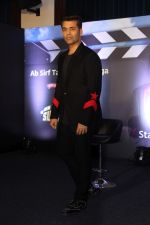 Karan Johar at the Press Conference Of India_s Next Superstars on 6th Jan 2018 (37)_5a530e75d698d.JPG