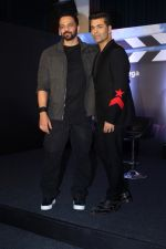 Karan Johar, Rohit Shetty at the Press Conference Of India_s Next Superstars on 6th Jan 2018 (22)_5a530e791cac9.JPG