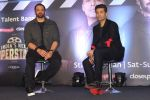 Karan Johar, Rohit Shetty at the Press Conference Of India_s Next Superstars on 6th Jan 2018 (33)_5a530e8182c26.JPG