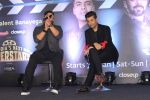 Karan Johar, Rohit Shetty at the Press Conference Of India_s Next Superstars on 6th Jan 2018 (37)_5a530e851178a.JPG