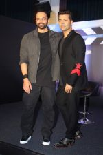 Karan Johar, Rohit Shetty at the Press Conference Of India_s Next Superstars on 6th Jan 2018 (41)_5a530e8838550.JPG