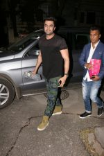 Manish Paul, Vikram Phadnis at Bipasha Basu's Birthday Party in Mumbai on 7th Jan 2018
