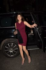 Shamita Shetty at Bipasha Basu's Birthday Party in Mumbai on 7th Jan 2018
