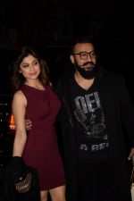 Shamita Shetty, Raj Kundra at Bipasha Basu's Birthday Party in Mumbai on 7th Jan 2018