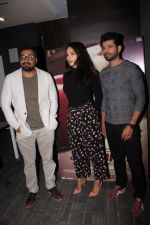 Vineet Kumar Singh, Zoya Hussain, Anurag Kashyap at the promotion of Mukkabaaz Movie on 7th Jan 2018 (27)_5a530e09ddb72.JPG