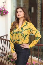 Zareen Khan Spotted Promoting Film 1921 on 6th Jan 2018 (5)_5a531233a0c7f.JPG