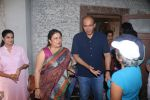 Ashutosh Gowariker, Madhu Chopra, Siddharth Chopra At Muhurat Of For The Upcoming Marathi Movie Firebrand on 8th Jan 2018 (21)_5a546269f152f.JPG