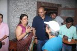 Ashutosh Gowariker, Madhu Chopra, Siddharth Chopra At Muhurat Of For The Upcoming Marathi Movie Firebrand on 8th Jan 2018 (22)_5a54626bc2796.JPG