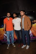 Imran Khan, Akshay Oberoi at the Special Screening Of Film Kaalakaandi on 8th Jan 2018
