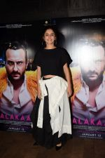 Isha Talwar at the Special Screening Of Film Kaalakaandi on 8th Jan 2018