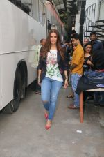 Neha Dhupia at The Set Of Jeep Presents BFF's on 8th Jan 2018
