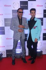 Karan Johar, Jackie Shroff at Cover Launch Of Millonaireasia India on 9th Jan 2018 (29)_5a55bb7802d2d.JPG