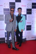 Karan Johar, Jackie Shroff at Cover Launch Of Millonaireasia India on 9th Jan 2018 (30)_5a55bbb22bfd9.JPG