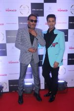 Karan Johar, Jackie Shroff at Cover Launch Of Millonaireasia India on 9th Jan 2018 (31)_5a55bb79c527c.JPG