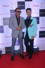 Karan Johar, Jackie Shroff at Cover Launch Of Millonaireasia India on 9th Jan 2018 (32)_5a55bbb405730.JPG