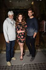 Zareen Khan, Karan Kundra, Vikram Bhatt at the Screening Of 1921 in The View on 11th Jan 2018 (26)_5a58594985f94.JPG