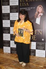 at the Launch Of Rukhsana Essa's Book Golden Code At Jade Banquet Nehru Centre on 11th Jan 2018