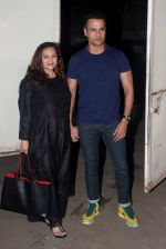 Rohit Roy, Manasi Joshi Roy at the Special Screening Of Film My Birtday Song on 16th Jan 2018 (13)_5a5eebf3838bb.JPG