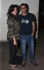 Sanjay Suri, Neelam Kothari at the Special Screening Of Film My Birtday Song on 16th Jan 2018 (3)_5a5eec48a7c07.JPG