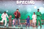 Sajid Khan at Super Dancer Show On Location on 22nd Jan 2018 (11)_5a66d218e6383.jpg