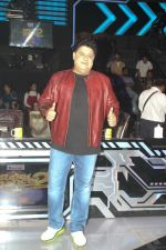 Sajid Khan at Super Dancer Show On Location on 22nd Jan 2018 (2)_5a66d9331d7e5.jpg