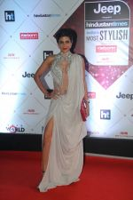 Mandira Bedi at the Red Carpet Of Ht Most Stylish Awards 2018 on 24th Jan 2018 (7)_5a69e7ec7a82e.jpg