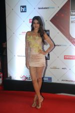 Nidhhi Agerwal at the Red Carpet Of Ht Most Stylish Awards 2018 on 24th Jan 2018 (91)_5a69e80bc6f11.jpg