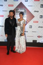Rahul Dev, Mugdha Godse at the Red Carpet Of Ht Most Stylish Awards 2018 on 24th Jan 2018 (59)_5a69e84937c07.jpg