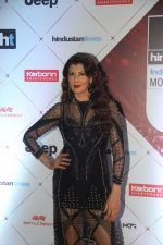 Sangeeta Bijlani at the Red Carpet Of Ht Most Stylish Awards 2018 on 24th Jan 2018 (20)_5a69e86277dbb.jpg
