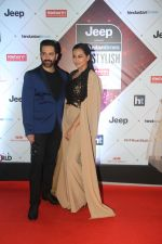 Sonakshi Sinha, Luv Sinha at the Red Carpet Of Ht Most Stylish Awards 2018 on 24th Jan 2018 (116)_5a69e9005b350.jpg