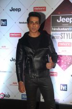 Sonu Sood at the Red Carpet Of Ht Most Stylish Awards 2018 on 24th Jan 2018 (9)_5a69e90e51266.jpg