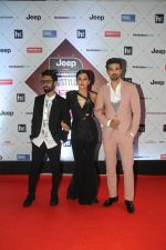 Taapsee Pannu, Saqib Saleem at the Red Carpet Of Ht Most Stylish Awards 2018 on 24th Jan 2018 (31)_5a69e97263335.jpg