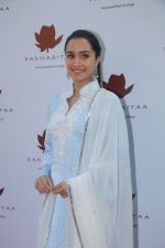 Shraddha Kapoor at the Special Event Of Padmasitaa,A Clothing Line Of Padmini Kolhapure And Sita Talwalkar in Riviera Garden on 25th Jan 2018 (30)_5a6ad68e5f786.jpg