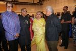 Amitabh Bachchan At Opening Preview Of Dilip De_s Art Exhibition on 26th Jan 2018 (21)_5a6c20f35f154.JPG