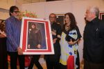 Amitabh Bachchan At Opening Preview Of Dilip De_s Art Exhibition on 26th Jan 2018 (44)_5a6c20faab403.JPG