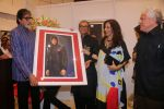 Amitabh Bachchan At Opening Preview Of Dilip De_s Art Exhibition on 26th Jan 2018 (45)_5a6c20fb4b3af.JPG