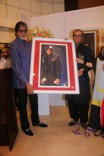 Amitabh Bachchan At Opening Preview Of Dilip De_s Art Exhibition on 26th Jan 2018 (46)_5a6c20fbd17af.JPG