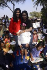 Sushmita Sen Celebrate Republic Day at Rouble Nagi_s Art Camp With Kids on 26th Jan 2018 (71)_5a6c21388668e.JPG