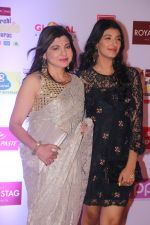 Alka Yagnik at Mirchi Music Awards in NSCI, Worli, Mumbai on 28th Jan 2018 (45)_5a6ebf271caec.JPG