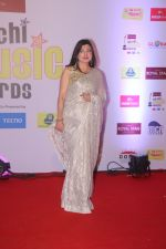 Alka Yagnik at Mirchi Music Awards in NSCI, Worli, Mumbai on 28th Jan 2018 (47)_5a6ebefbb1eae.JPG
