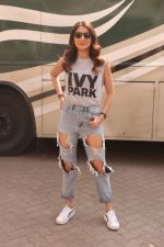 Anushka Sharma Shooting for a Brand Campaign in Mehboob Studio ,Bandra on 28th Jan 2018 (6)_5a6eb43fe16a3.JPG