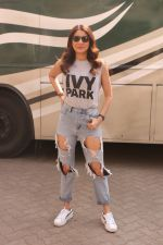 Anushka Sharma Shooting for a Brand Campaign in Mehboob Studio ,Bandra on 28th Jan 2018 (7)_5a6eb44083543.JPG