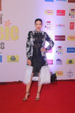 Gauhar Khan at Mirchi Music Awards in NSCI, Worli, Mumbai on 28th Jan 2018 (56)_5a6ec06bc16cf.JPG