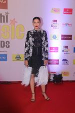 Gauhar Khan at Mirchi Music Awards in NSCI, Worli, Mumbai on 28th Jan 2018 (58)_5a6ec06cece25.JPG
