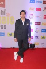 Shiamak Dawar at Mirchi Music Awards in NSCI, Worli, Mumbai on 28th Jan 2018 (117)_5a6ec1bb87297.JPG