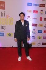 Shiamak Dawar at Mirchi Music Awards in NSCI, Worli, Mumbai on 28th Jan 2018 (118)_5a6ec1bc231a6.JPG