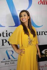 Shilpa Shinde at AR Motion Pictures and Kantha Entertainment hosted a birthday bash for Sabyasachi Satpathy on 29th Jan 2018 (109)_5a6f2f9ecbd01.JPG