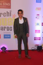 Sonu Sood at Mirchi Music Awards in NSCI, Worli, Mumbai on 28th Jan 2018 (183)_5a6ec1da72877.JPG