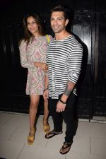 Bipasha Basu, Karan Singh Grover at Ekta Kapoor_s party at her juhu home on 29th Jan 2018 (27)_5a700217019bc.jpg