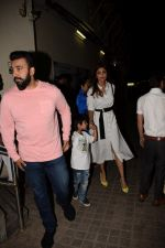 Shilpa Shetty, Raj Kundra with Son Spotted At Pvr on 31st Jan 2018 (16)_5a72ae7fe2039.JPG